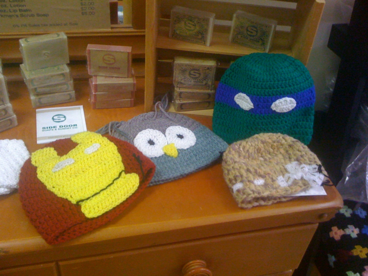 Craftastic Goods at the shop!