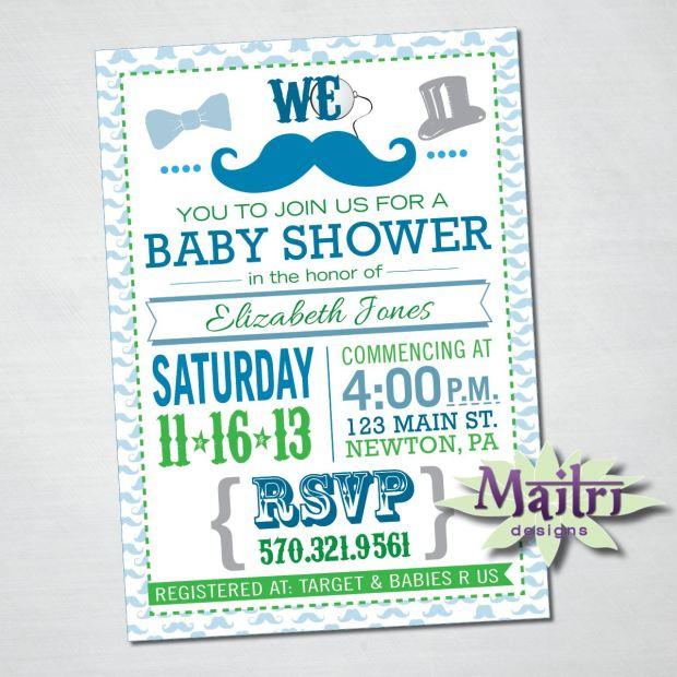 We Mustache!