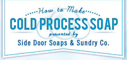 Side Door Soaps presents a How to make Soap demo!