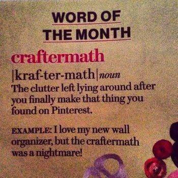 Craftermath