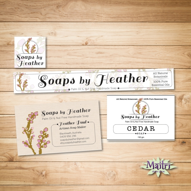 A New and Pretty soap shop
