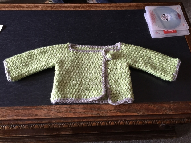 Cutie Cozy Baby Sweater Craftmanic Mommy